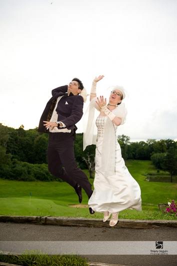 photographe de mariage à Asnières