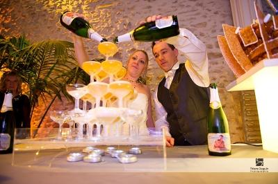 photographe de mariage à Les Hauts de Pardaillan - Thierry Seguin