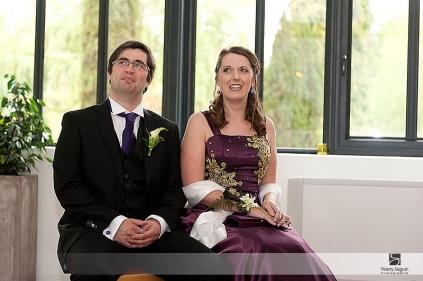 ceremonie mariage Axelle et Antoine