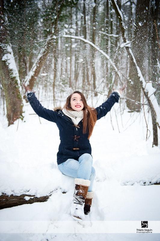 une s ance lifestyle dans la neige thierry seguin