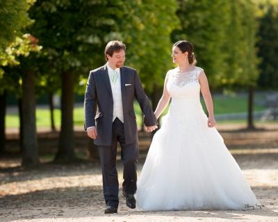 Shooting photo mariage deux couples amoureux