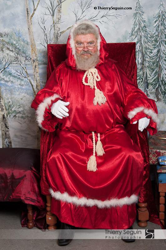 Père Noël à Viroflay