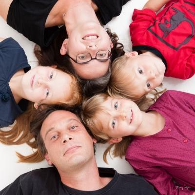 Séance photo famille enfant avec parent