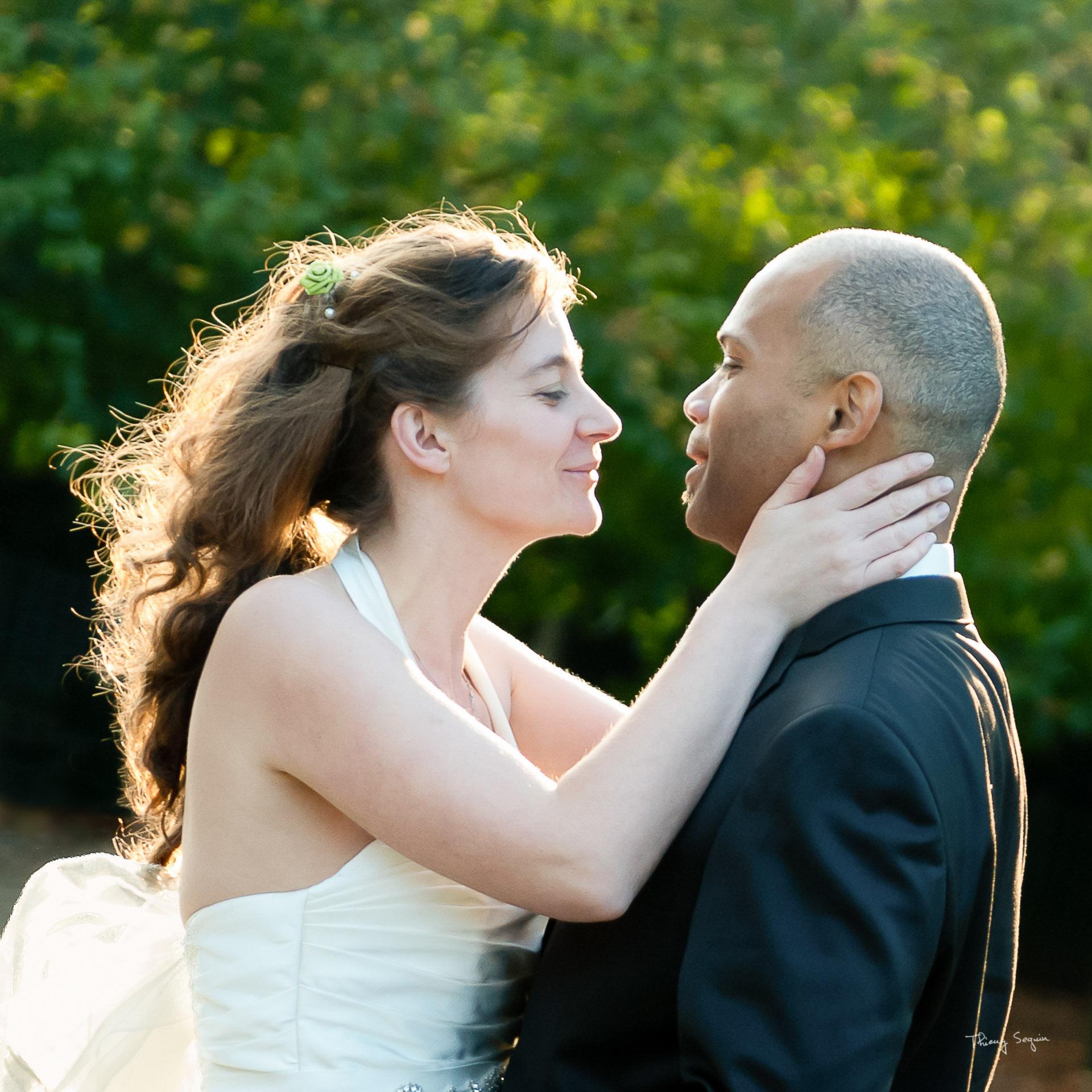 Photo de couple de mariés Versailles seguin_thierry_n°10 (couple mariage)