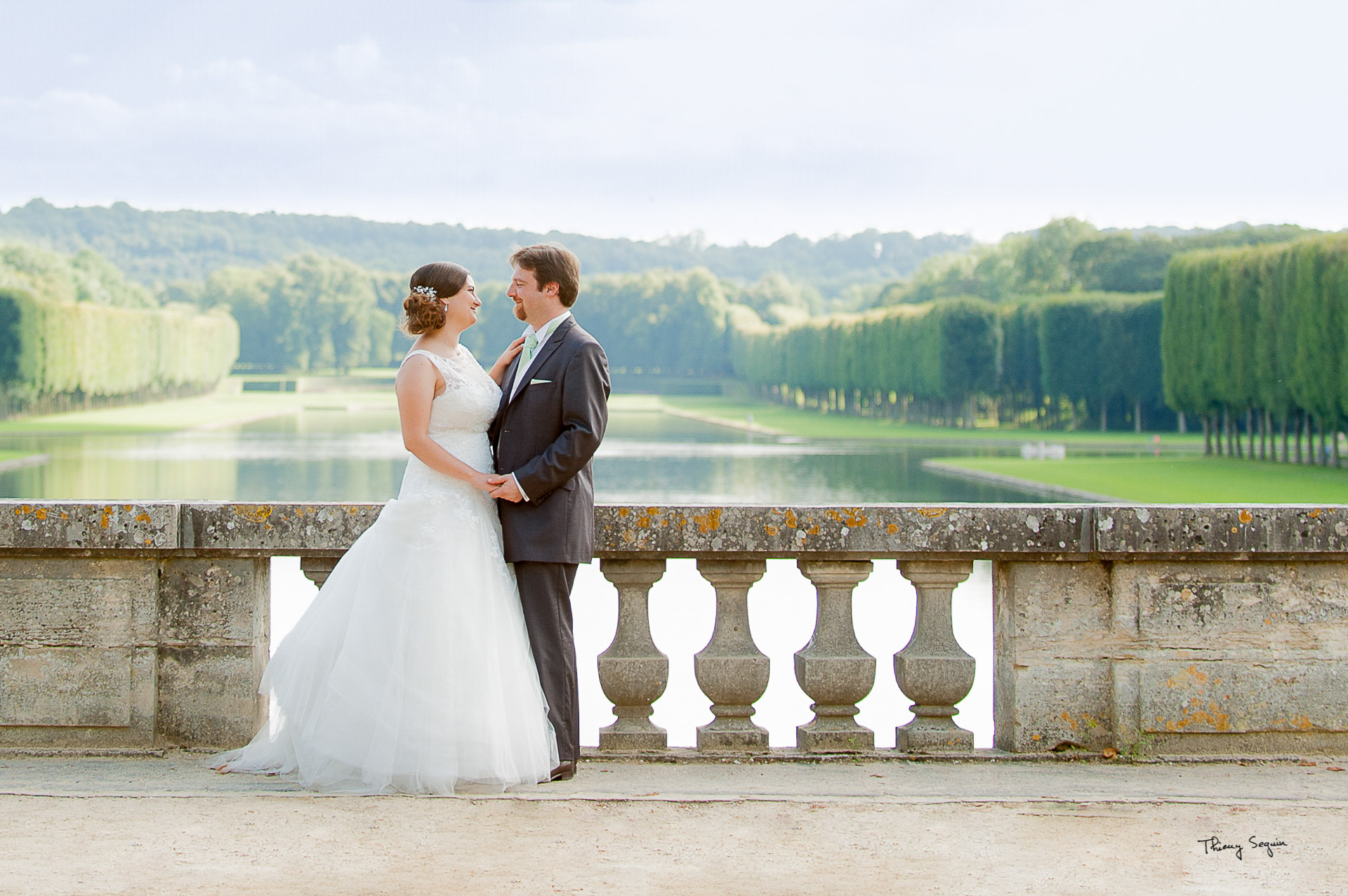 Photo de couple de mariés Versailles seguin_thierry_n°11 (couple mariage)