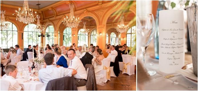 42 réception mariage Hôtel de France Versailles