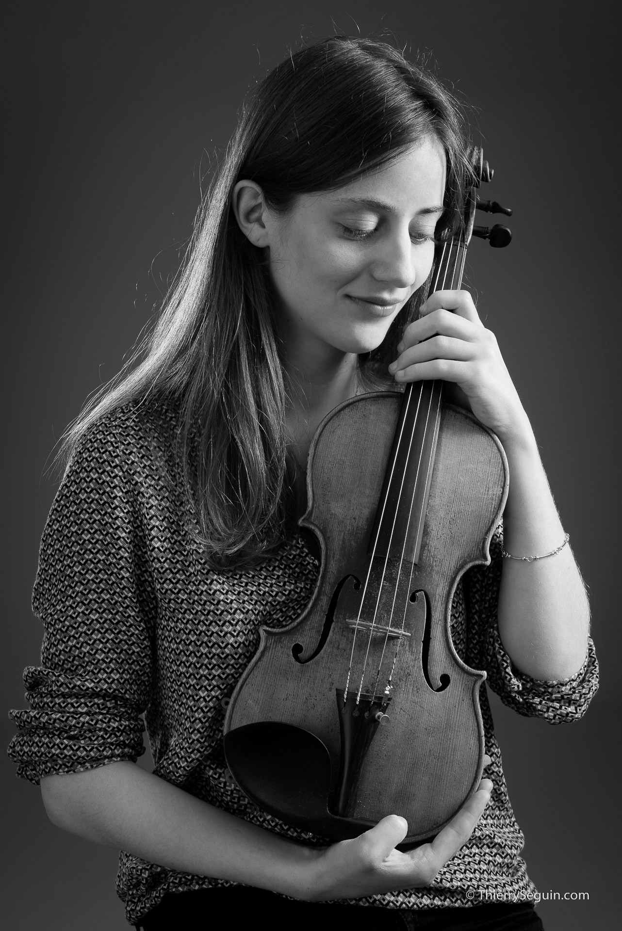 Anne-Sophie Ollivier Violoniste