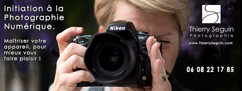 Cours d'initiation à la photographie numérique