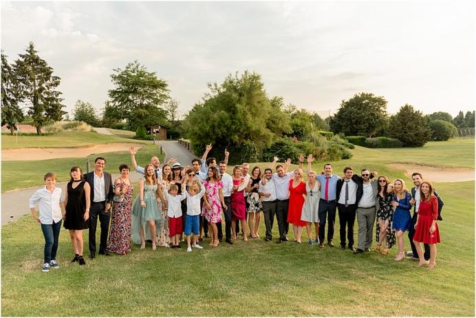 Photographe de mariage au golf de Vaucresson