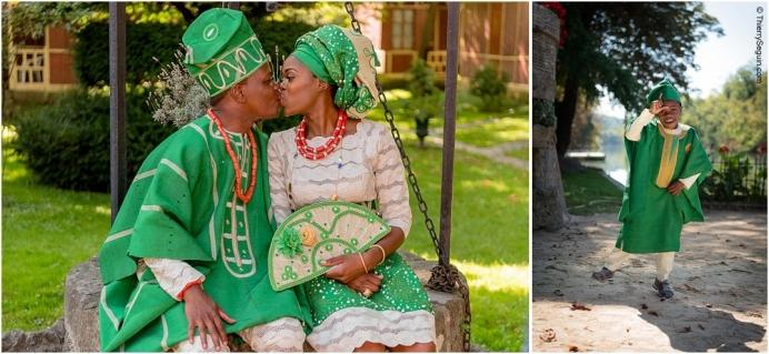 Mariage ethnique béninois